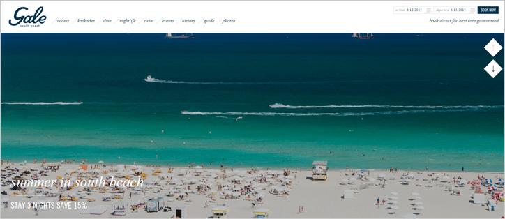 yaratıcı web sitesi tasarımları