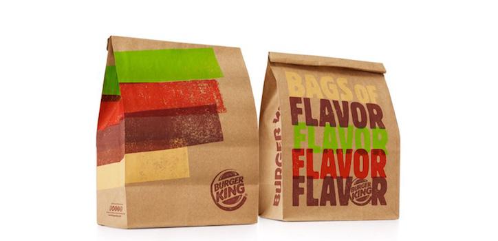 burger king yaratıcı rebranding