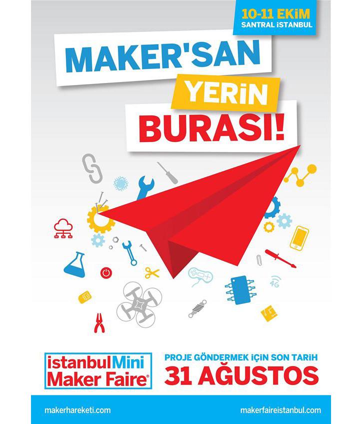 istanbul mini maker faire 2015