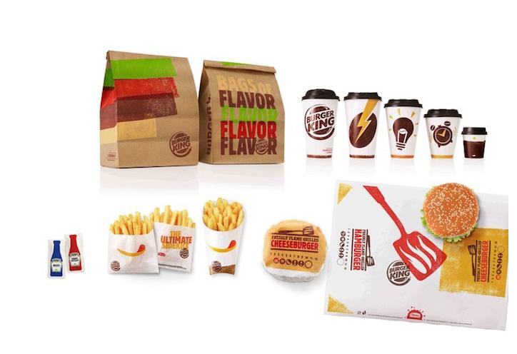 rebranding burger king