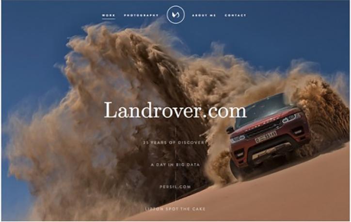 web tasarımda görsel hiyerarşi