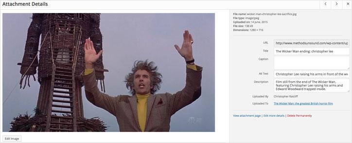 wordpress görsel optimizasyonu