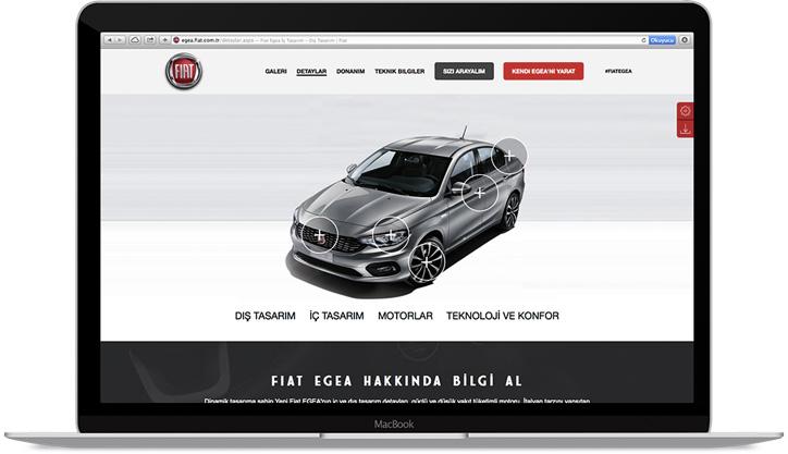 FIAT Egea Reklam Kampanyası