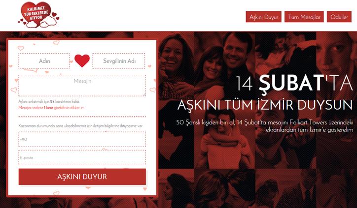 İzmirlilerin Kalbi Yükseklerde Atıyor
