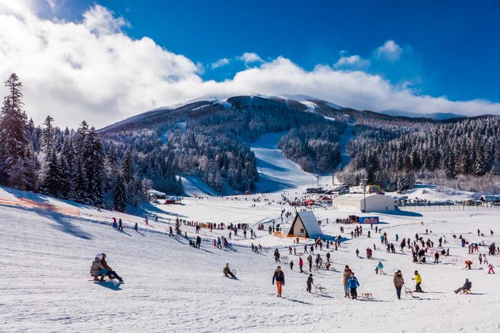 Türk Hava Yolları 4 Mevsim Balkanlar - Kış