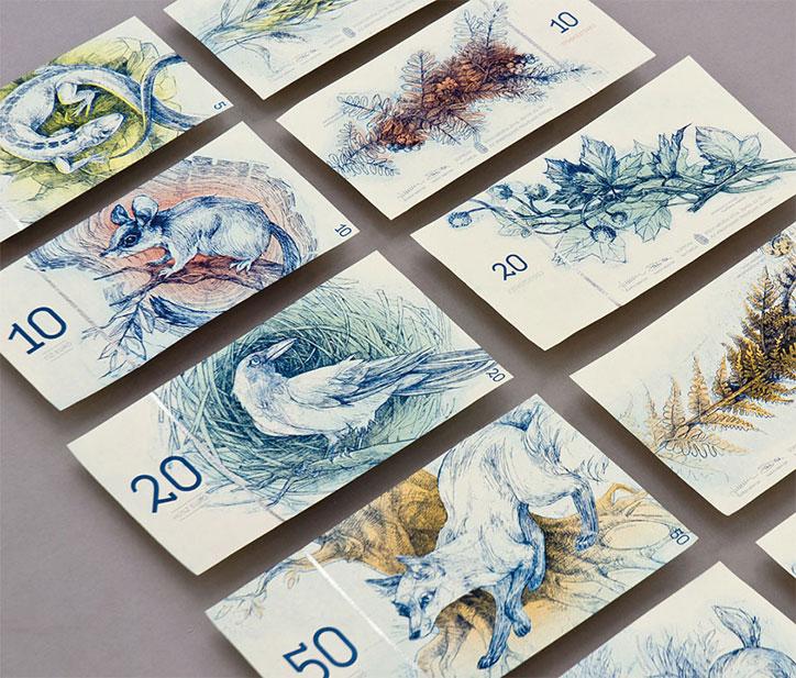 Euro tasarım grafik