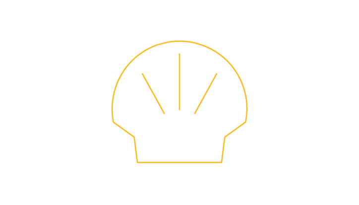 shell minimal logo