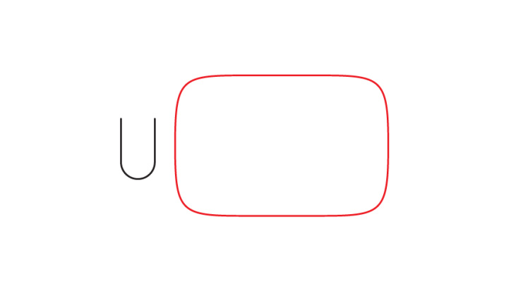 youtube minimal logo