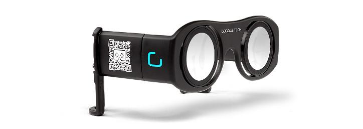 Goggle Tech C1-Glass Sanal Gerçeklik Gözlüğü