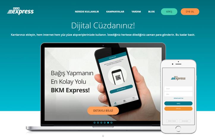 bkm express online para transferi