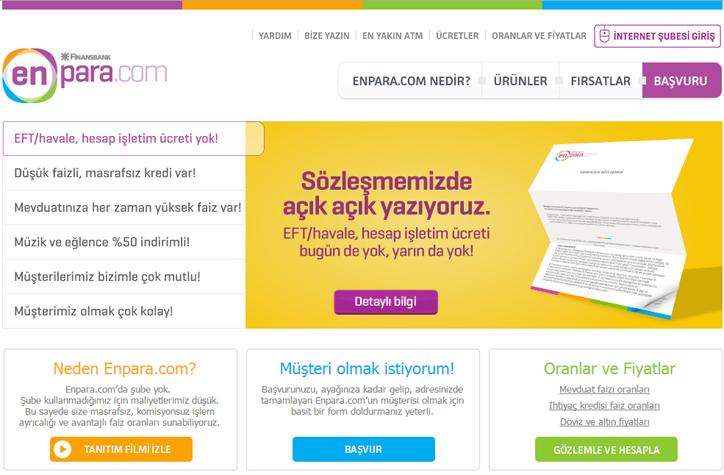 enpara.com online banka
