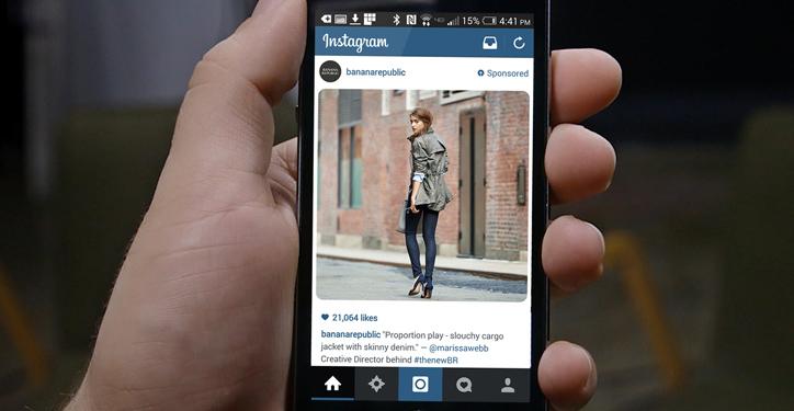 e-ticaret instagram