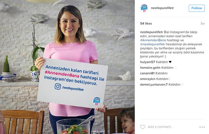 eticaret instagram sosyal medya