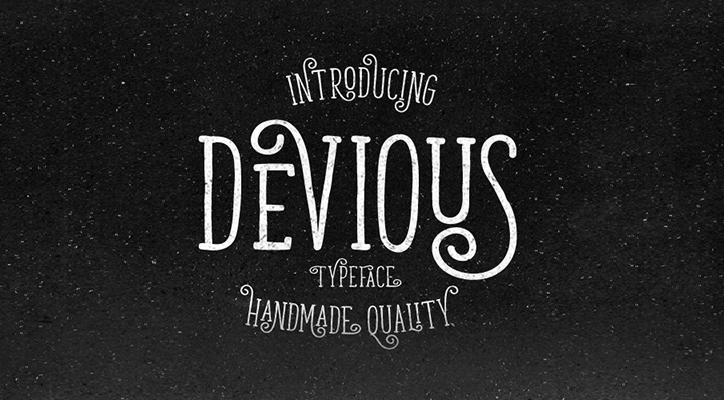 yaratıcı font devious