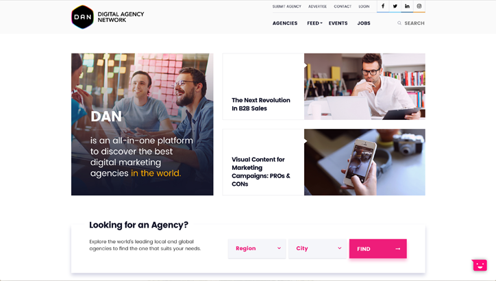 digital-agency-network-web-sitesi