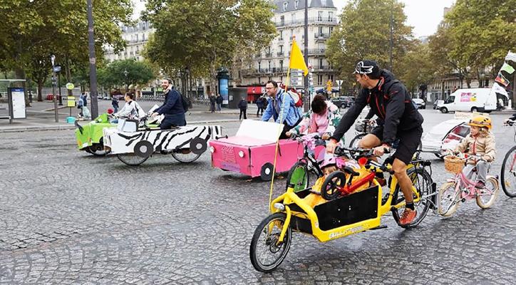 paris-bisiklet-günü