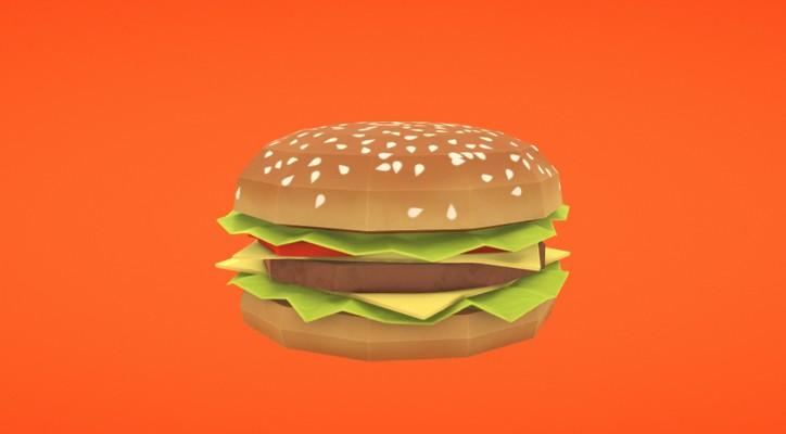 poly-hamburger