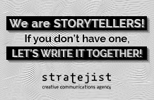 Ayın Ajansı Stratejist Creative Communications Agency