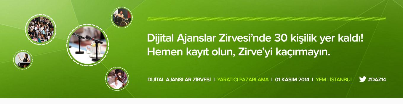 Dijital Ajanslar Zirvesi